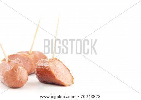 Hotdog Sampler