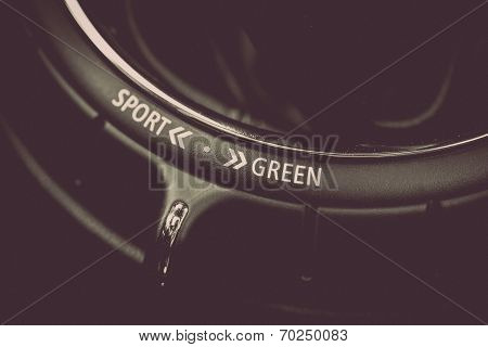 Green Or Sport