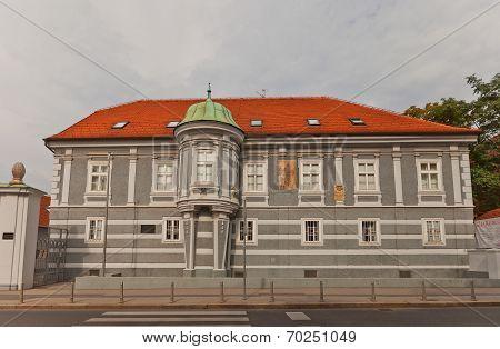 Stjepan Balsic House In Zagreb, Croatia