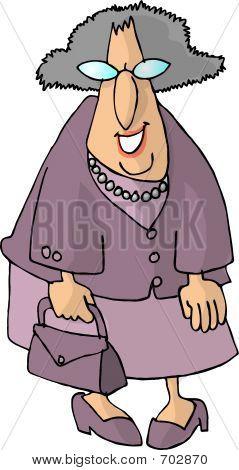 Purple Granny