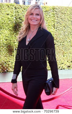 LOS ANGELES - AUG 16:  Mariel Hemingway at the 2014 Creative Emmy Awards - Arrivals at Nokia Theater on August 16, 2014 in Los Angeles, CA