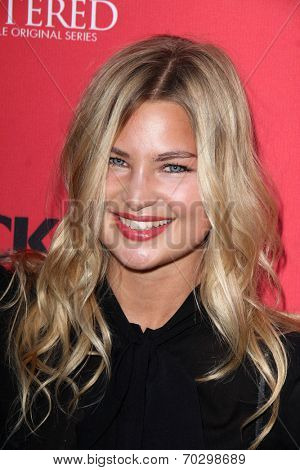 LOS ANGELES - AUG 14:  Jennifer Akerman at the Crackle Presents the Premieres of