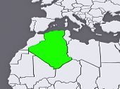 pic of algeria  - Map of worlds - JPG