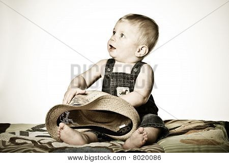 Boy Crushing Hat