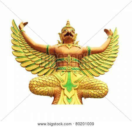 Garuda Buddha