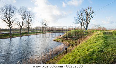 Picturesque Dutch Landscape