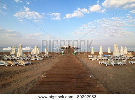 Beach of Sueno Hotels Beach Side