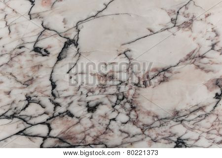 Closeup texture with marble pattern as a background.