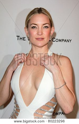 LOS ANGELES - JAN 11:  Kate Hudson at the The Weinstein Company / Netflix Golden Globes After Party at a Beverly Hilton Adjacent on January 11, 2015 in Beverly Hills, CA