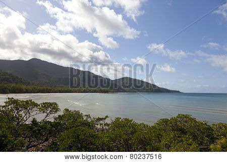 Kulki lookout in Cape Tribulation, Queensland,Australia