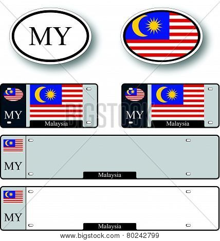 Malaysia Auto Set