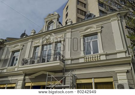 Good renovated ancient building in Ruse town
