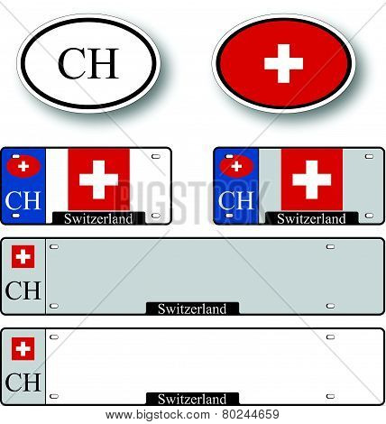 Switzerland Auto Set