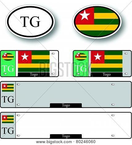 Togo Auto Set