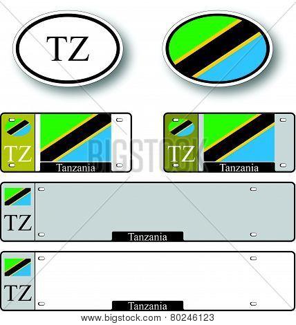 Tanzania Auto Set