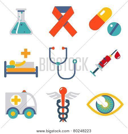 Flat Health and medical