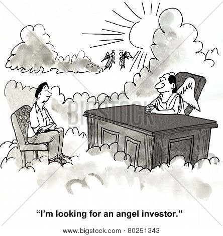 Venture Capital, Angel Investor