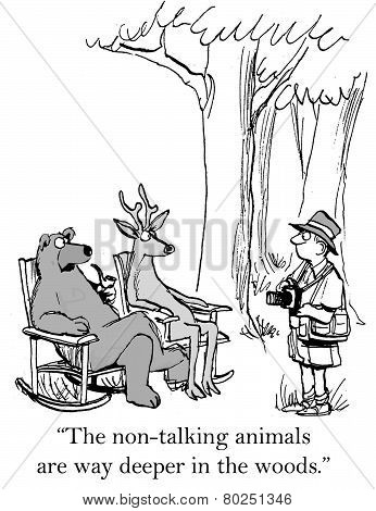 Non-Talking Animals