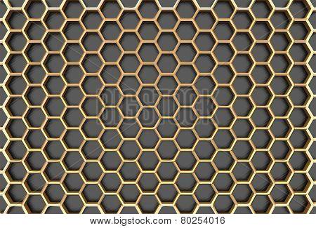 Honeycomb 003