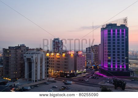 Hotels In The Kuwait City