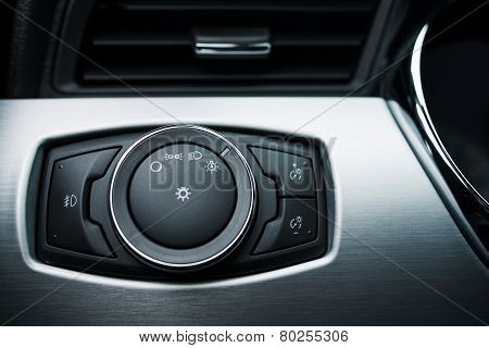 Car Exterior Lighting Control