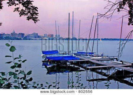 Summer Boatdock