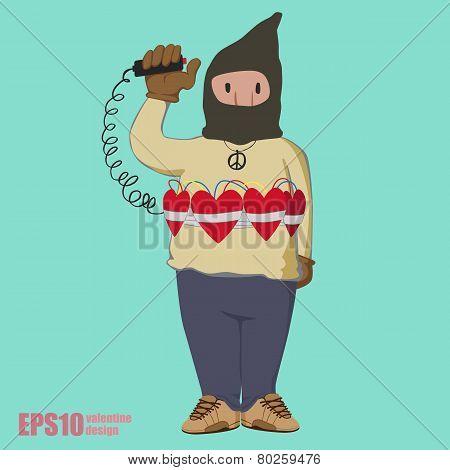 Terrorist Of Love