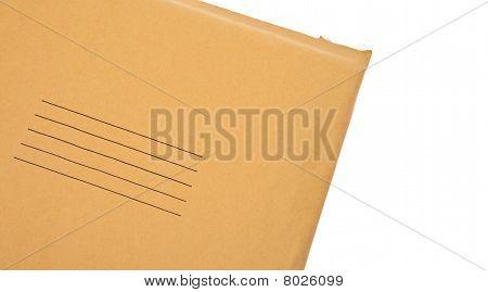Shipping Envelope Border Image