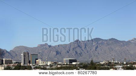 Arizonas one of major cities, Tucson