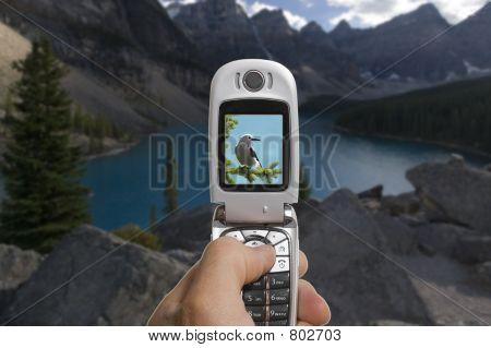 A mobile camera 2