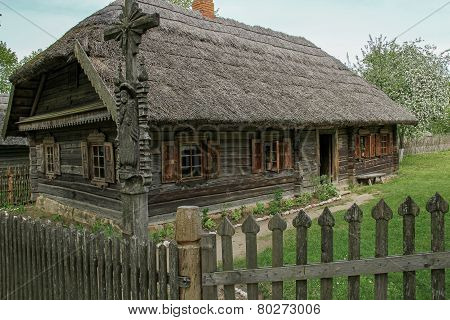 Ancestor  Wooden House