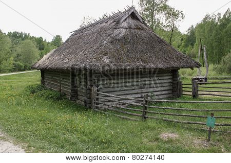 Lithuanian Farm Building