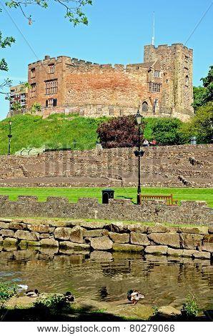 Norman Castle, Tamworth.