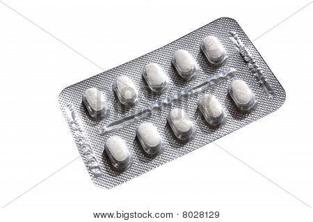 A Sleeve of Pills