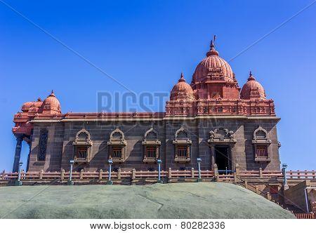 Swami Vivekananda memorial  Mandapam