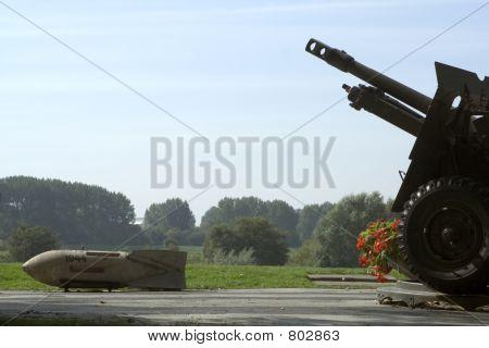 Airborne monument