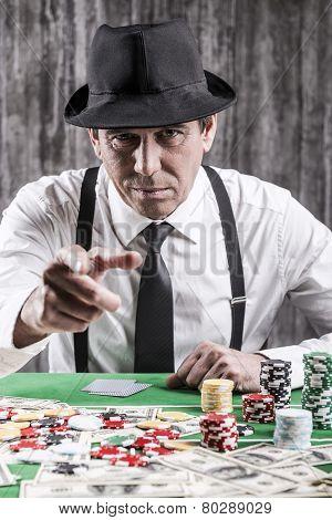 You Own Me Money!