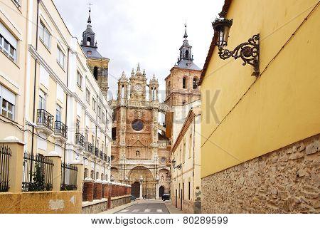 Cathedral, Astorga
