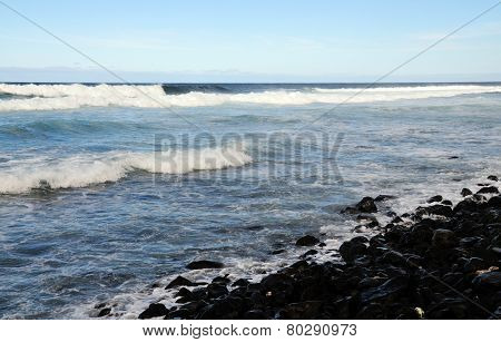 Waves In Mosteiros