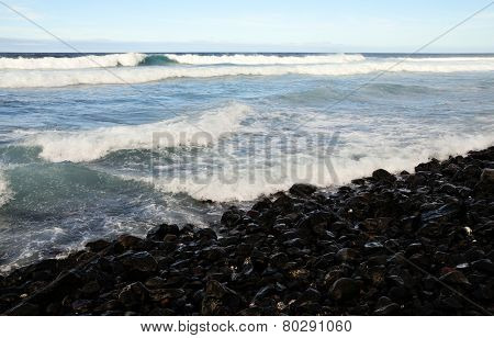 The Waves Of Mosteiros