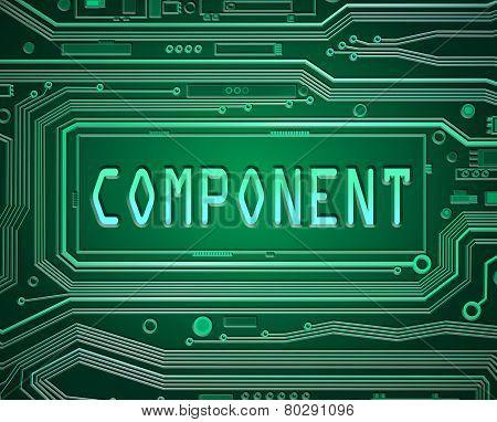 Components Concept.