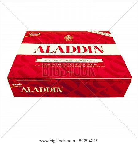 Aladdin Chocolate Selection