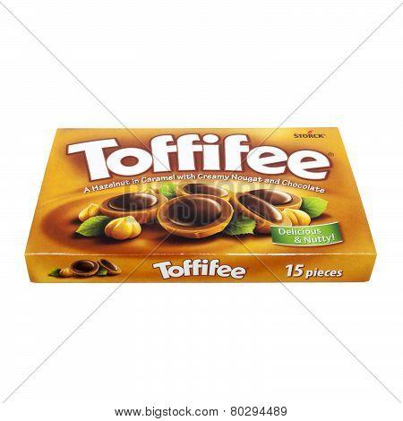Toffifee Closed Box