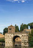 Постер, плакат: Arch Of Janus Rome