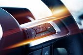 foto of steers  - Steering Wheel Music Control - JPG