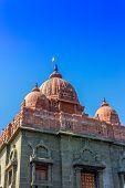 pic of vivekananda  - Swami Vivekananda memorial  Mandapam  Kanyakumari Tamilnadu India - JPG