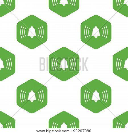 Ringing bell pattern