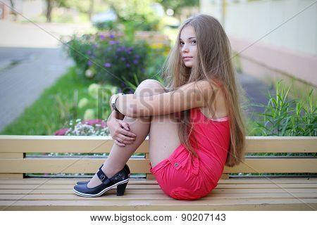 beautiful cute girl