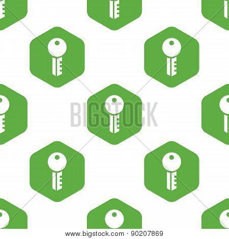 Key pattern