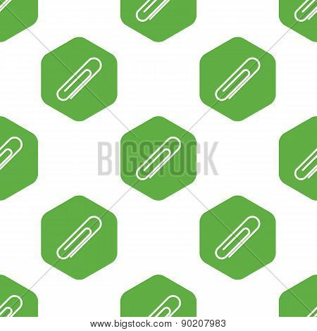 Paperclip pattern
